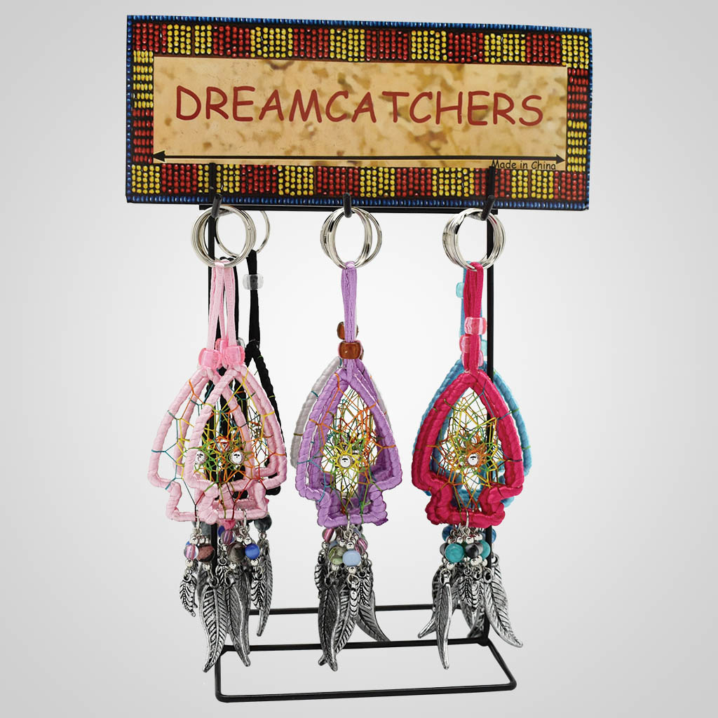 19631 - Arrow Dreamcatcher Keychains