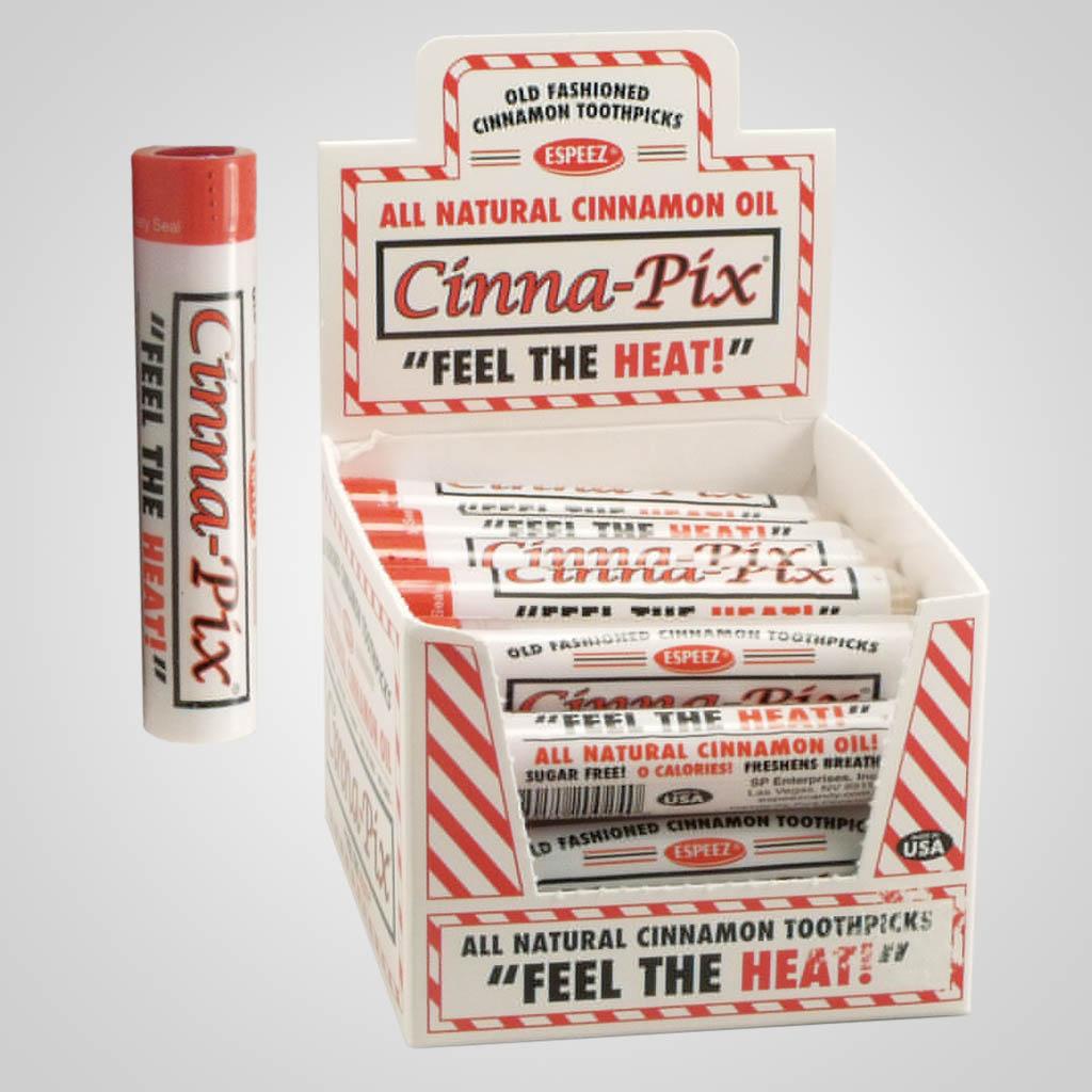 3-435 - Cinna-Pix Toothpicks