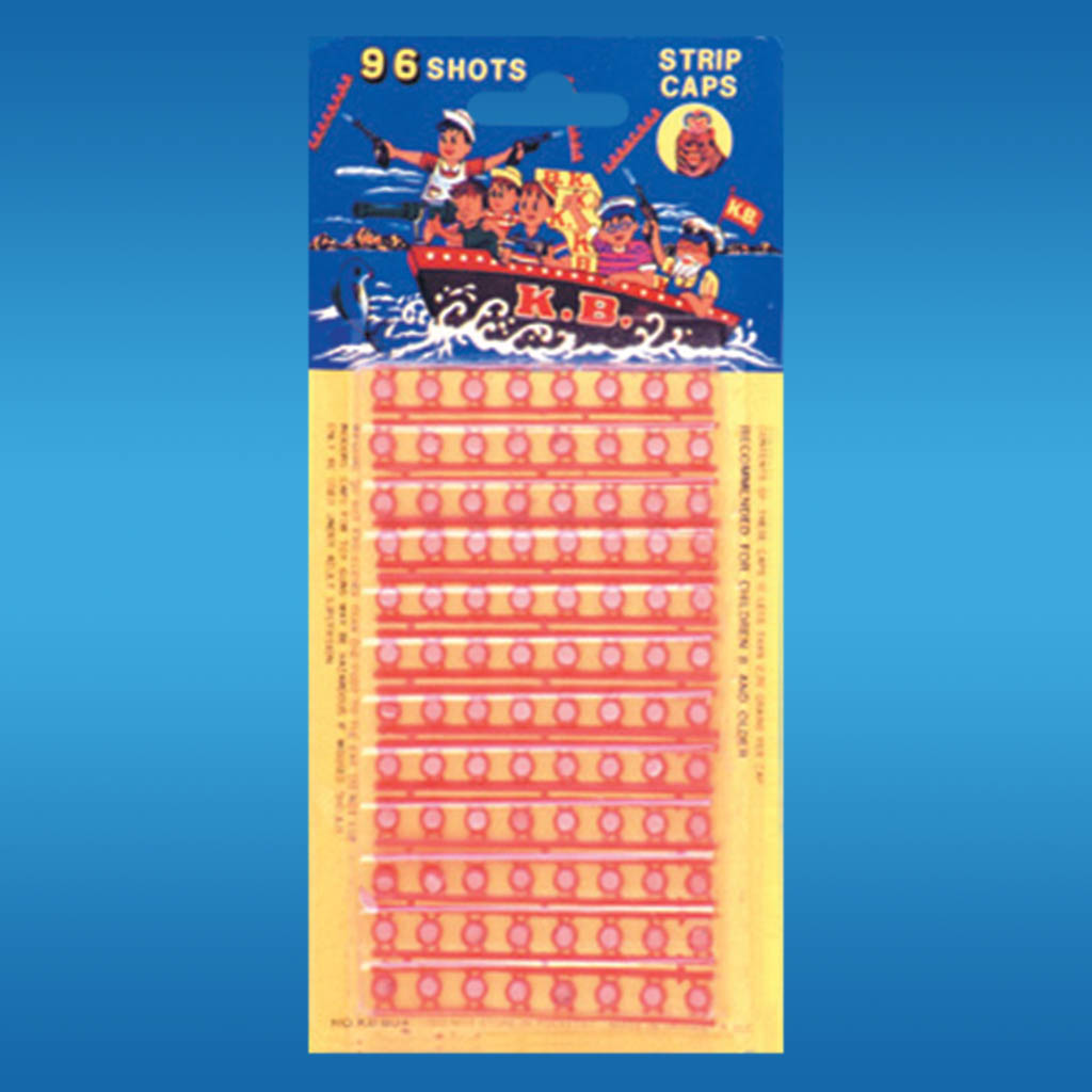 3-490001 - Strip Caps
