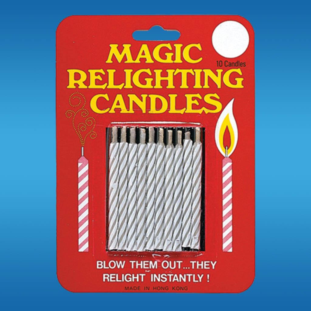 3-520001 - Magic Relighting Candles