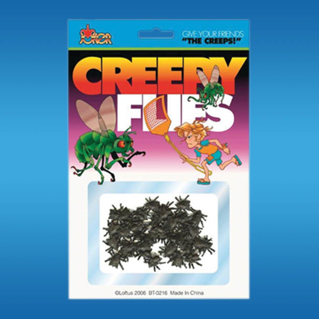 3-BT0216 - Joke Creepy Flies