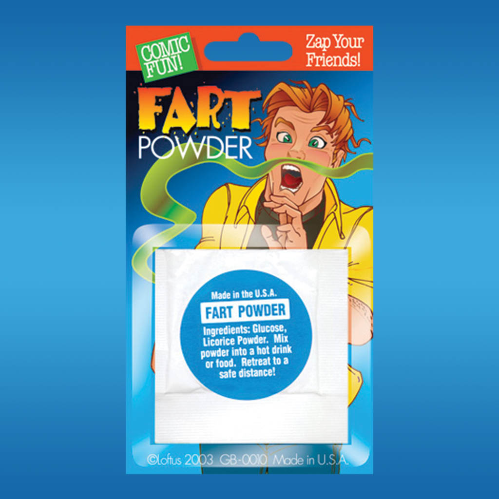 3-GB0010 - Joke Fart Powder
