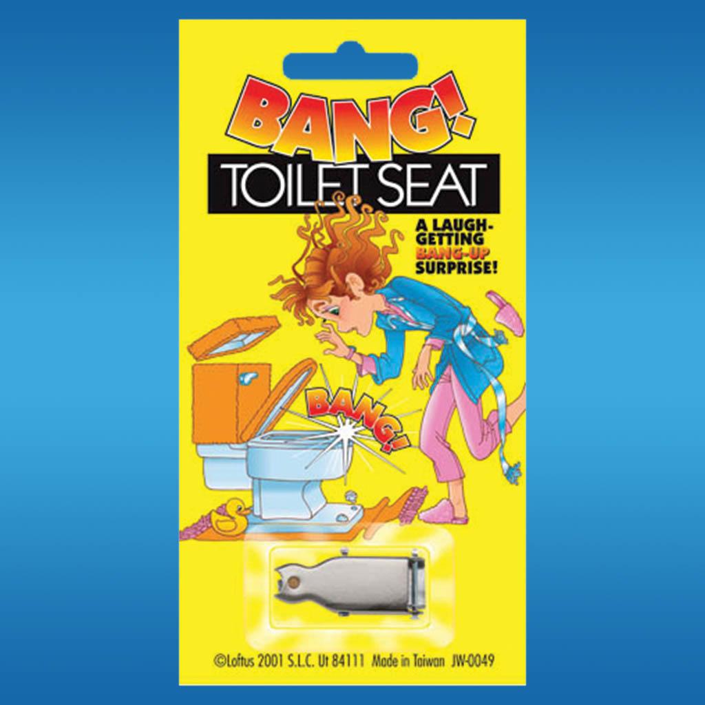 3-JW0049 - Joke Bang Toilet Seat