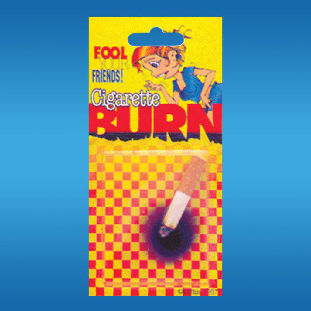 3-JW0080 - Joke Cigarette Burn