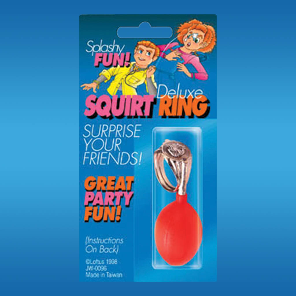 3-JW0096 - Joke Squirt Ring