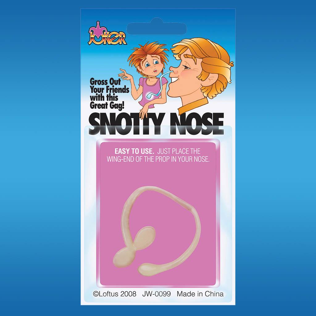 3-JW0099 - Snotty Nose Joke