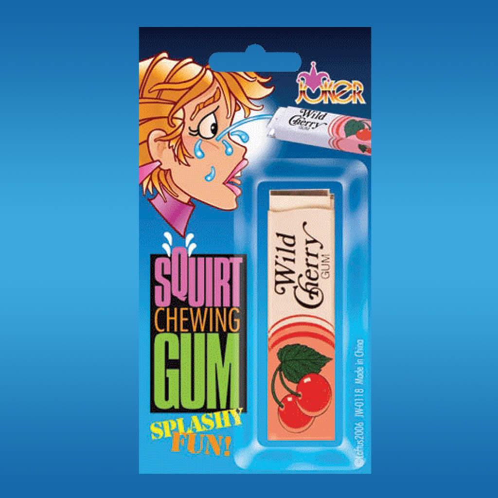 3-JW0118 - Joke Squirt Chewing Gum