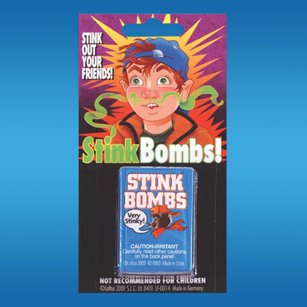 3-LF0014 - Joke Stink Bombs