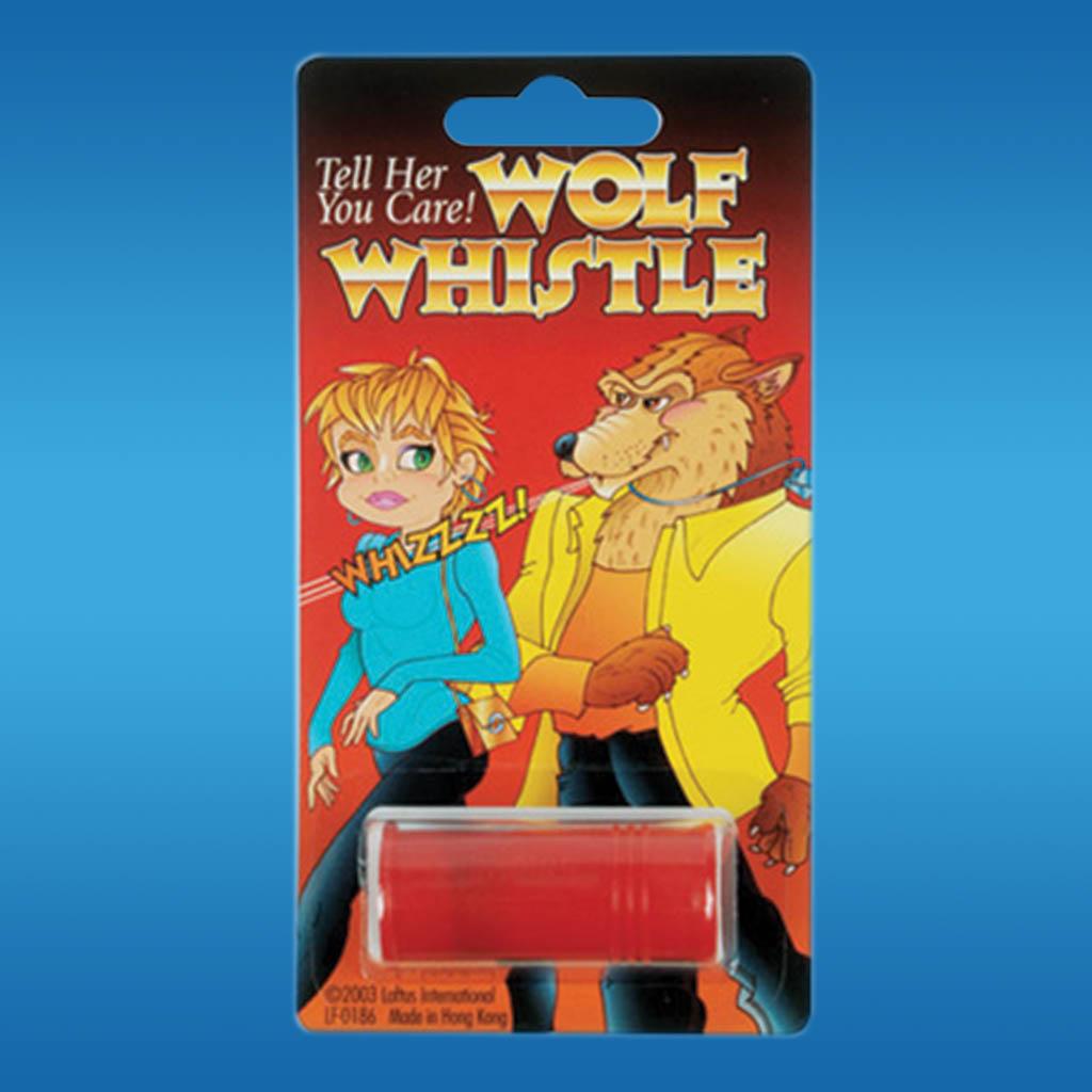 3-LF0186 - Joke Wolf Whistle