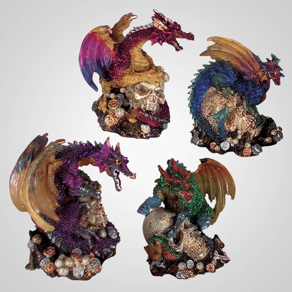 3-PDK95 - Miniature Dragons
