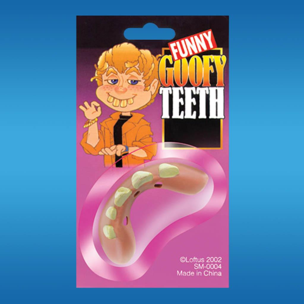 3-SM0004 - Joke Goofy Teeth