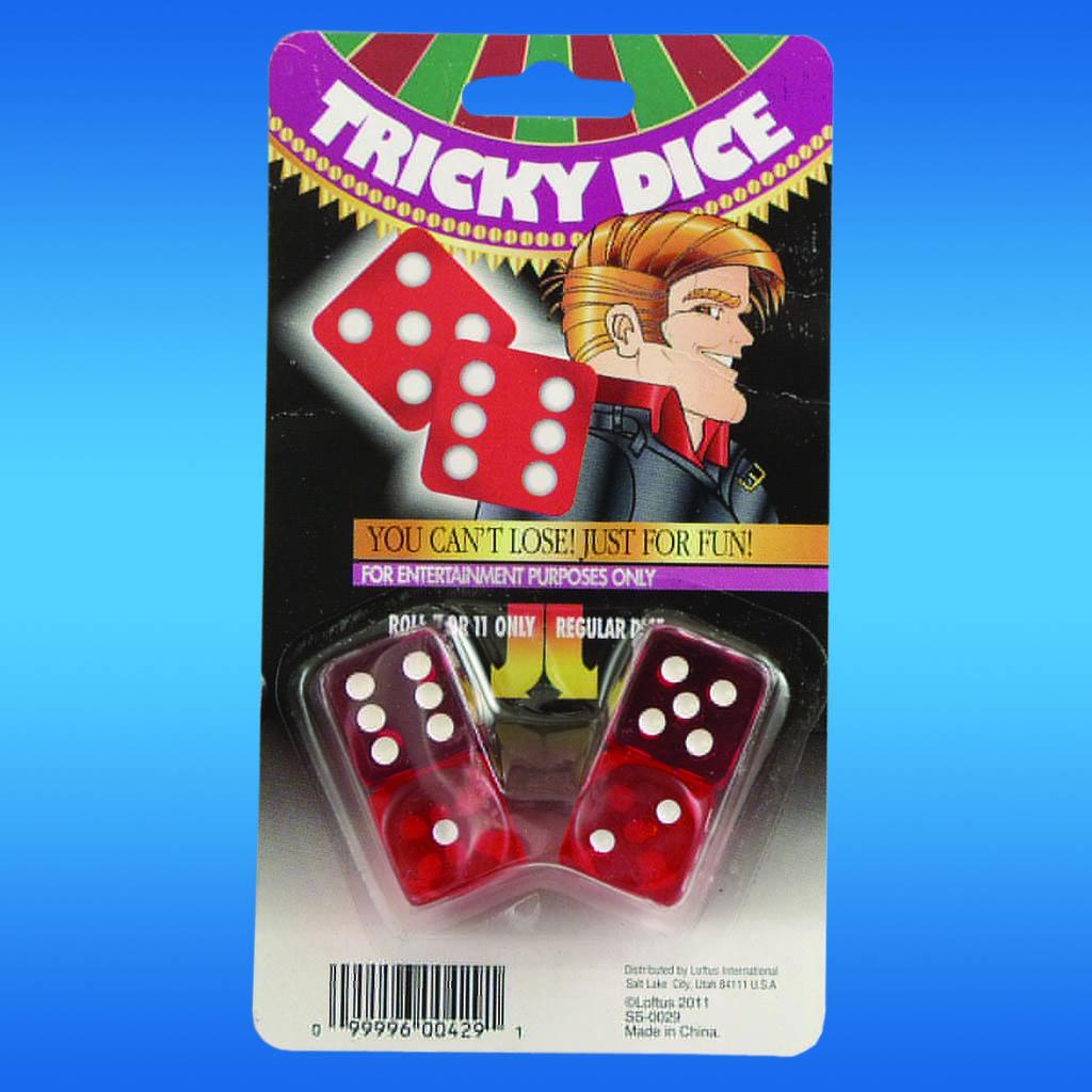 3-SS0029 - Joke Tricky Dice