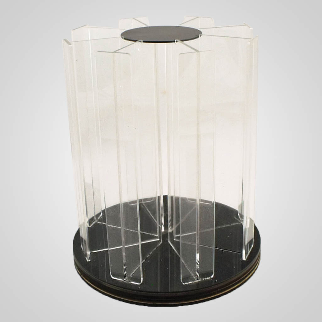 4-1057 - Lucite Shot Glass Counter Display