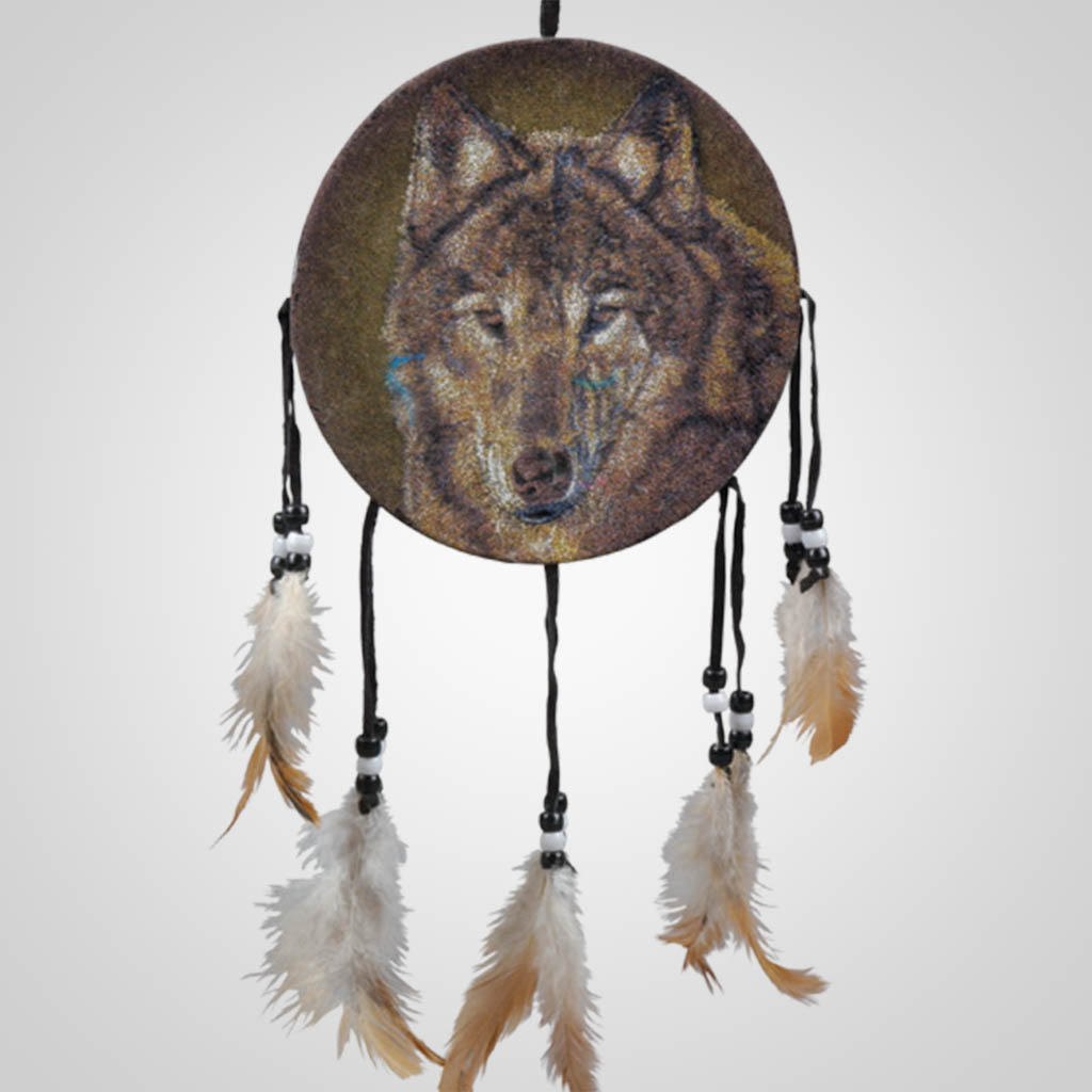 61829 - Wolf Head Mandella