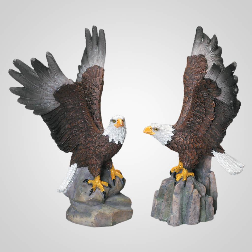 62537 - Eagle On Rock