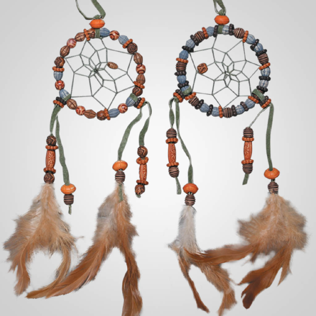 "62573 - 3"" Beaded Dreamcatcher"