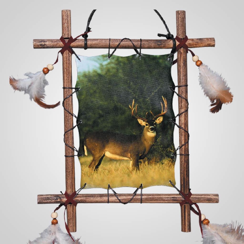 62684 - Deer Wall Hanging