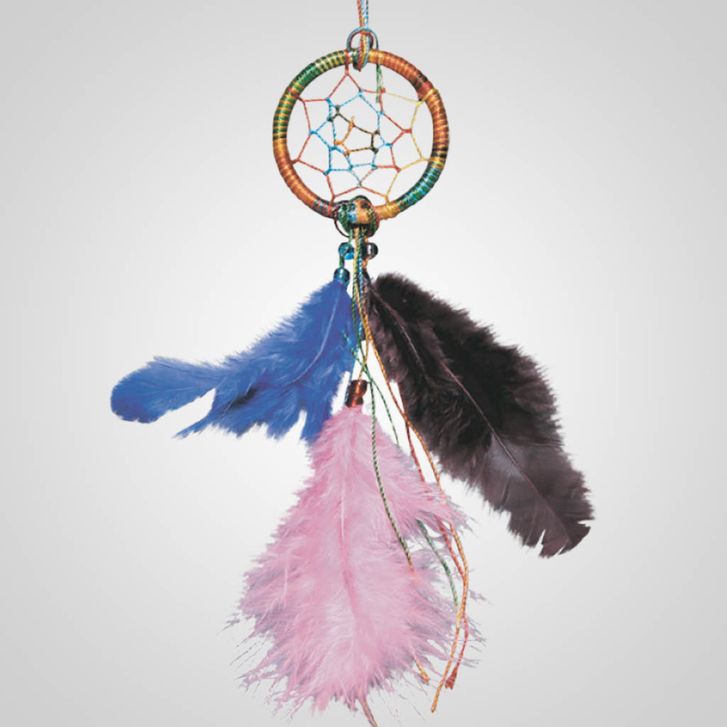 62723 - Rainbow Dreamcatcher