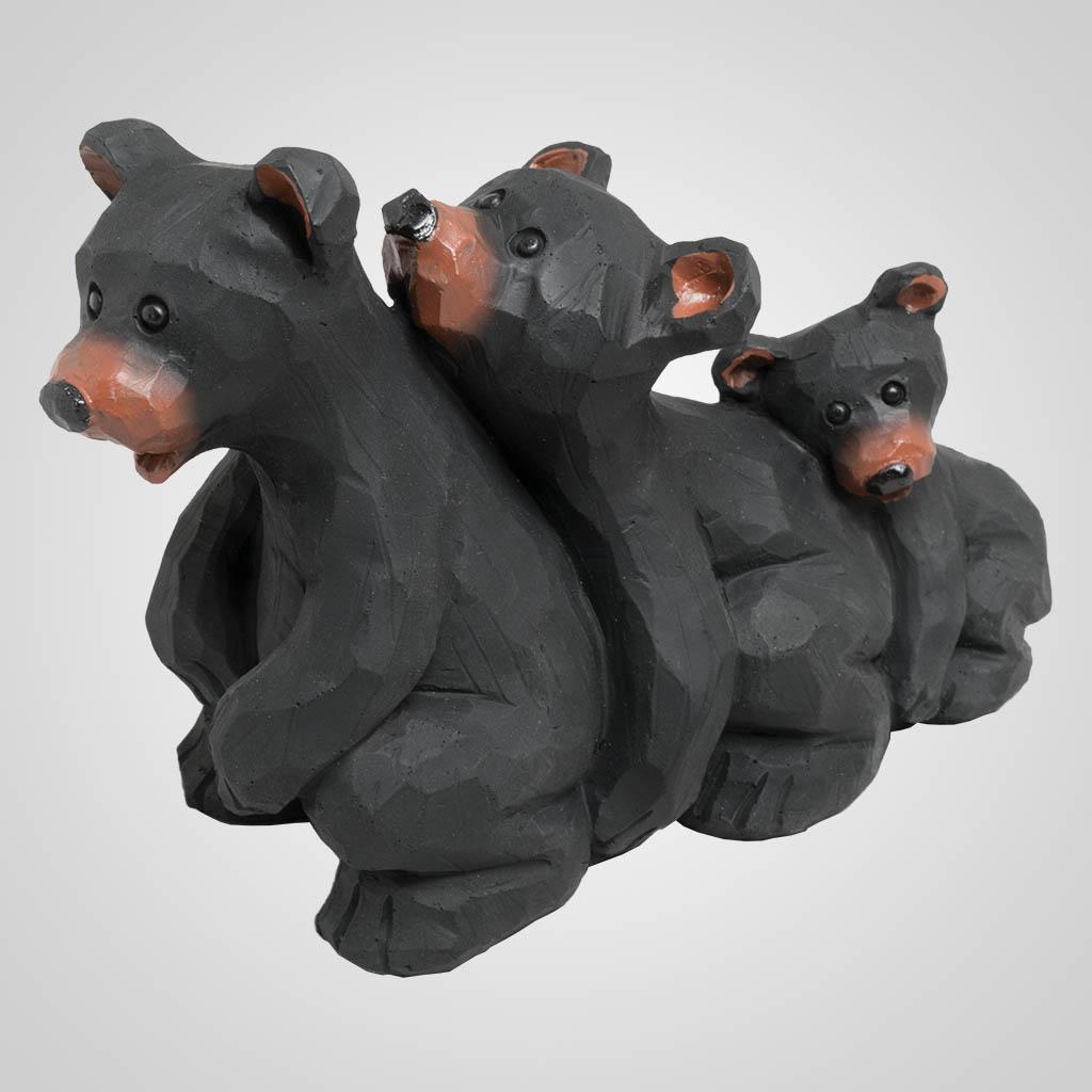 63389 - Sleepy Family Bears