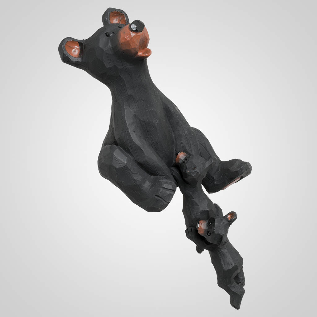 63391 - Helping Hand Bear Shelf Sitter