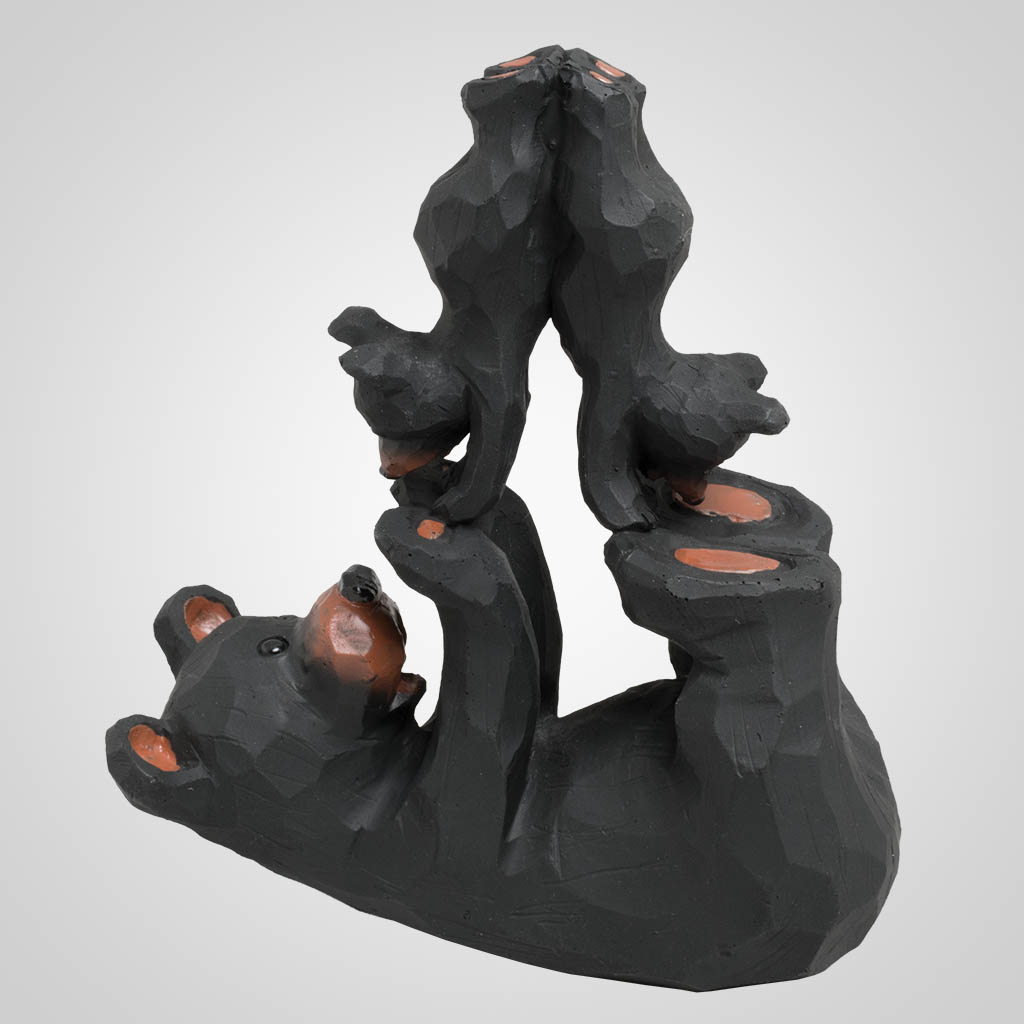 63392 - Bear Family Acrobatics Figurine