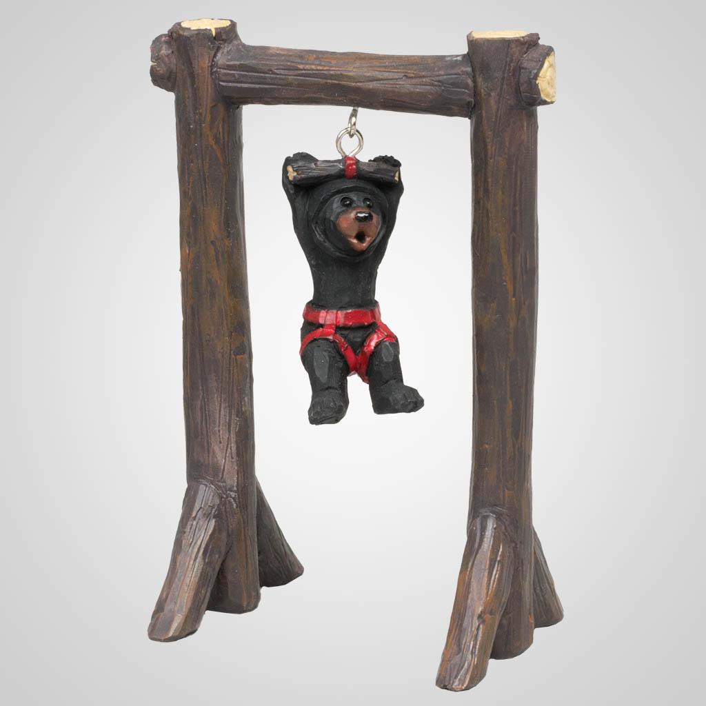 63396 - Zipline Bear