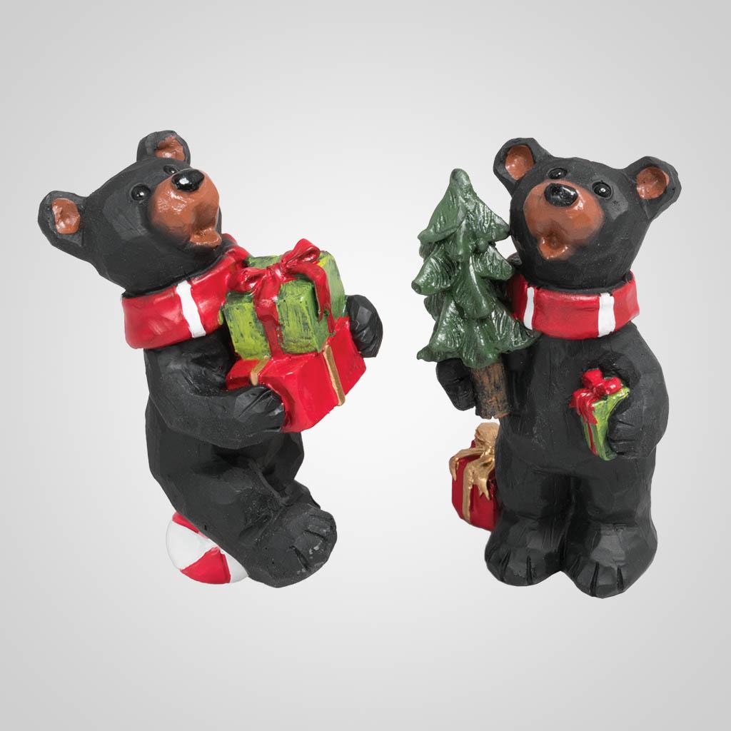 63397 - Christmas Gift Bears