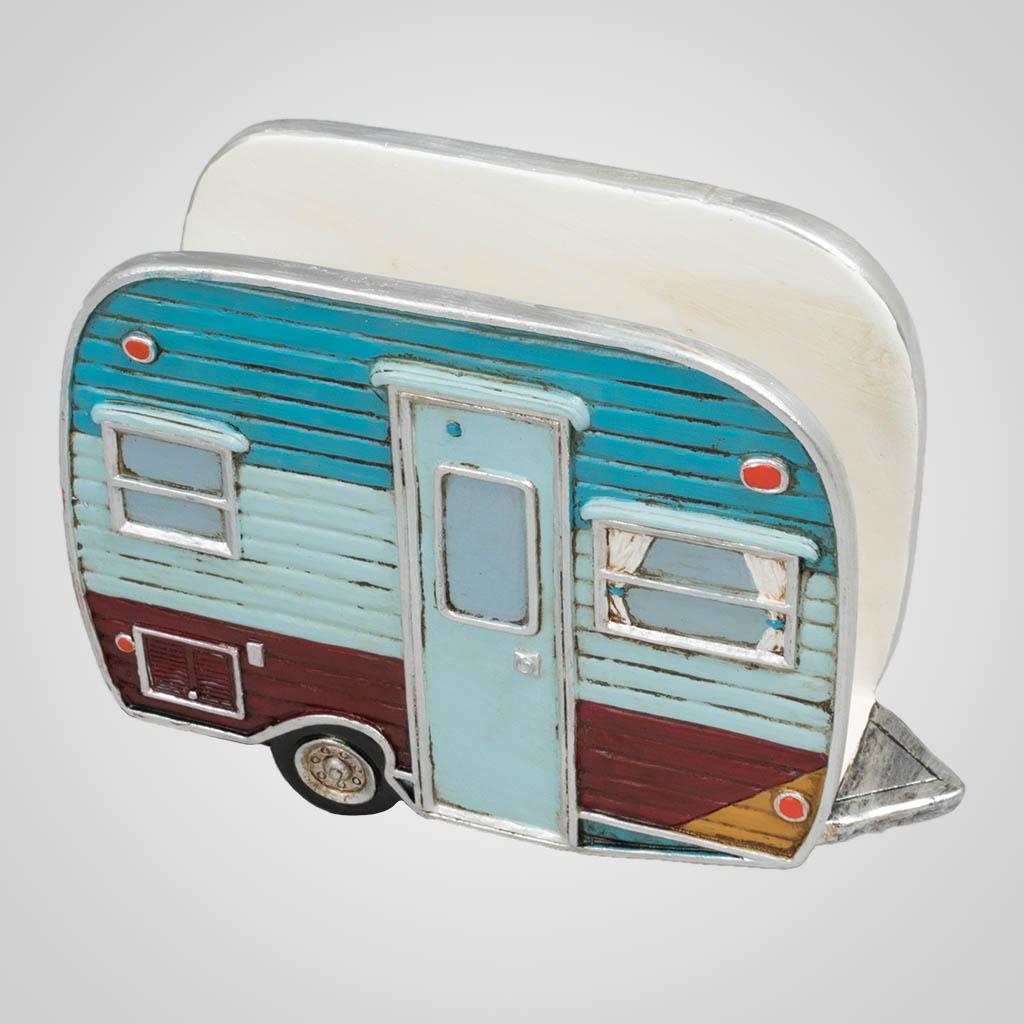 63436 - Retro Camper Napkin Holder