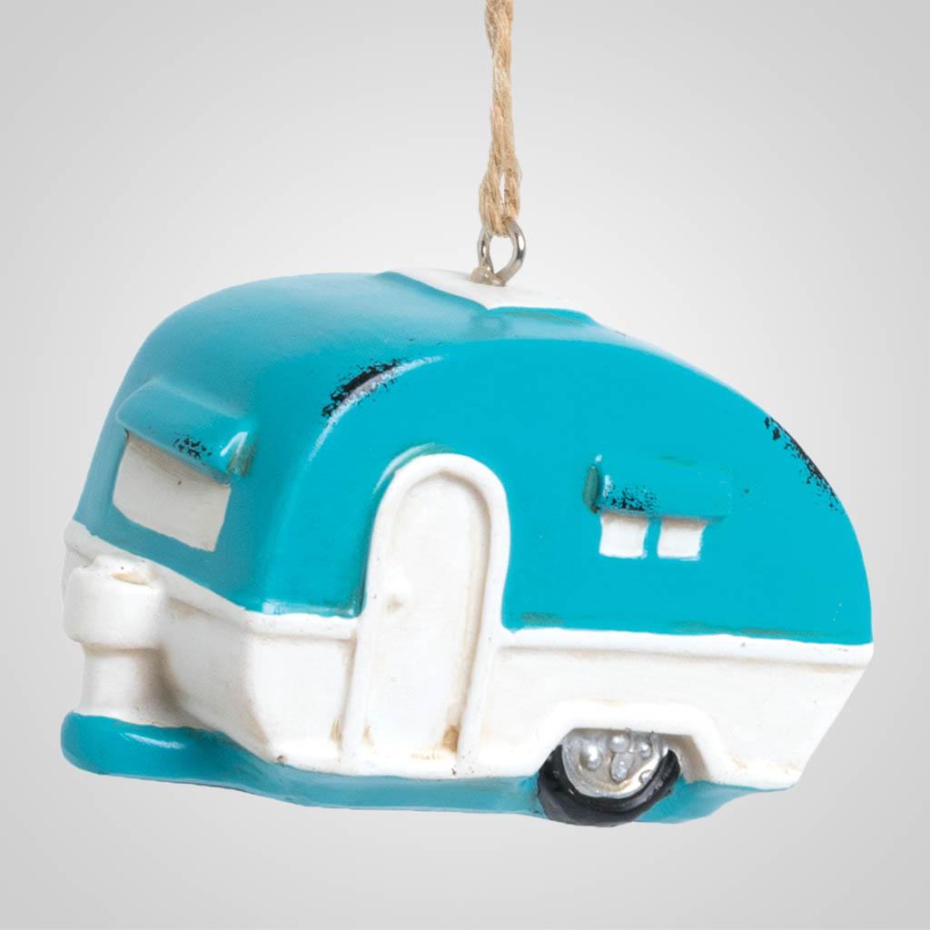 63500 - Retro Camper Ornament