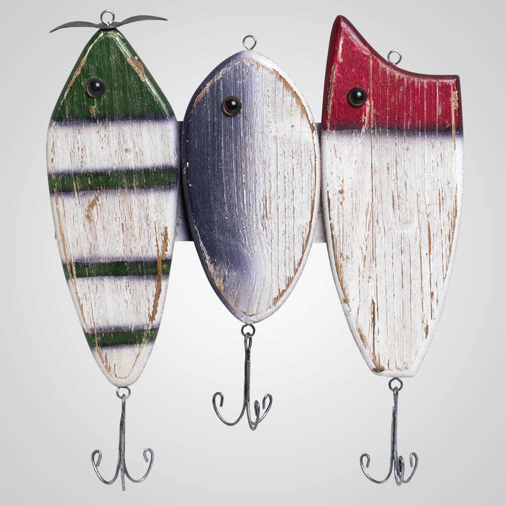 63504 - Fishing Lure Wall Plaque