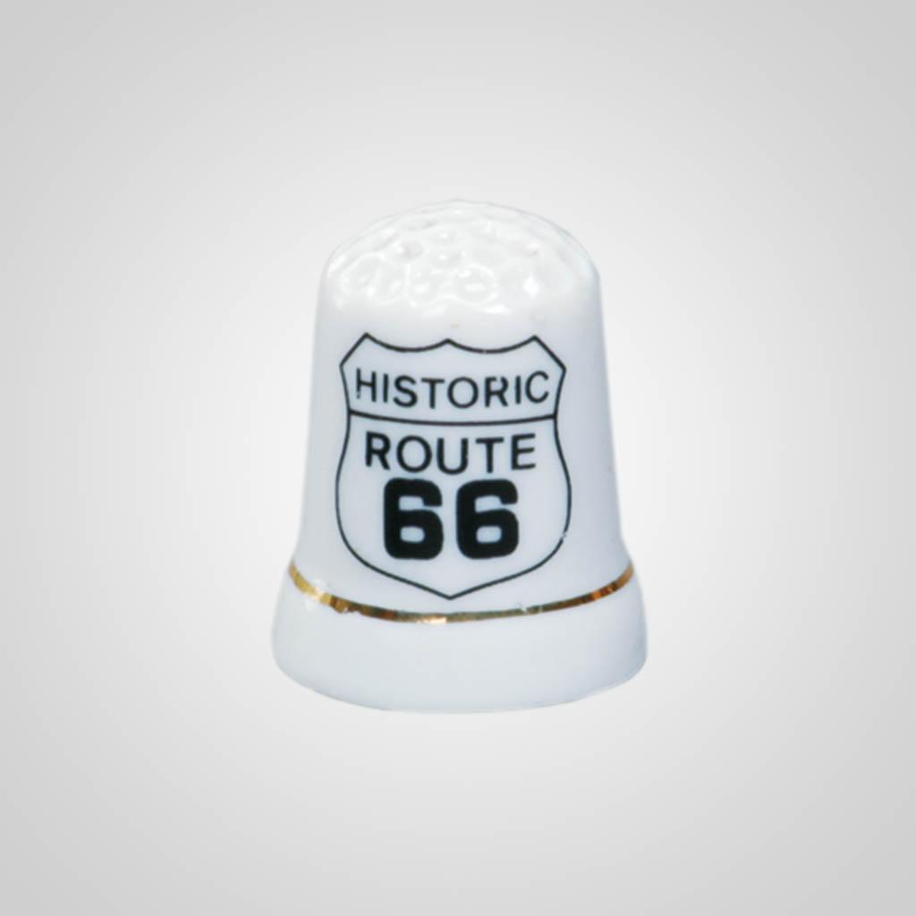 10010PP - Route 66 Thimble