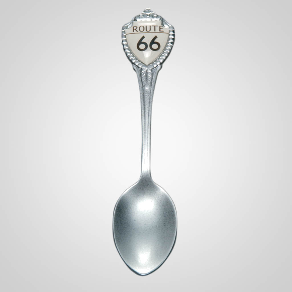 10455 - Demitasse Spoon With Shield, Bulk