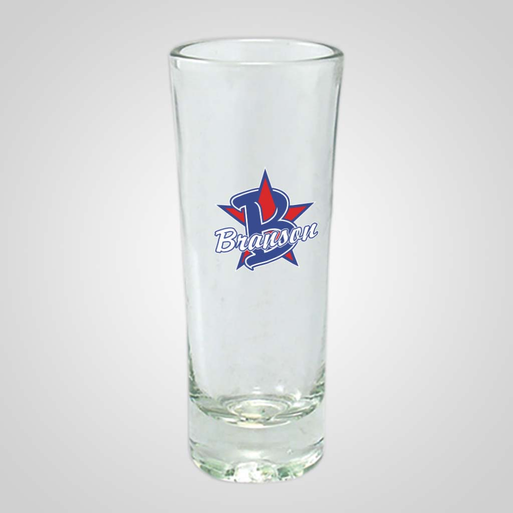 13589PPM - Clear Shooter - Multi - Color Print