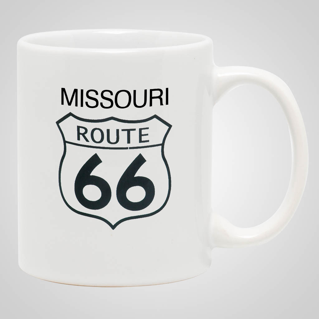 13787PP - Route 66 Mug, Name-Drop