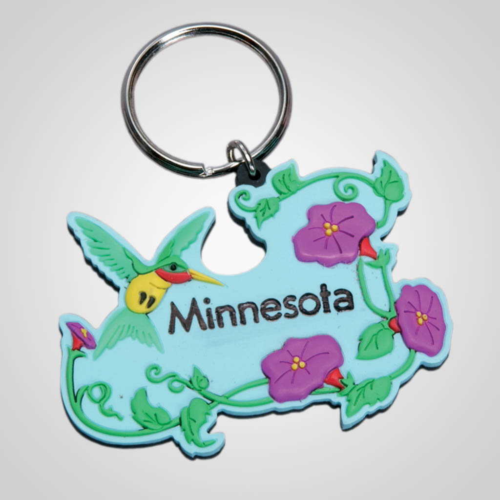 14409 - Hummingbird Keychain, Name-Drop