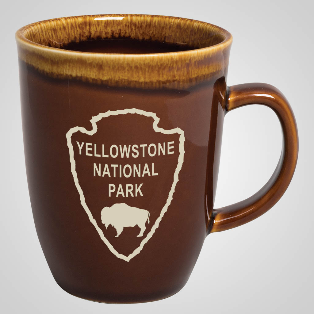 15994PP - Stoneware Mug - 1 Color Imprint
