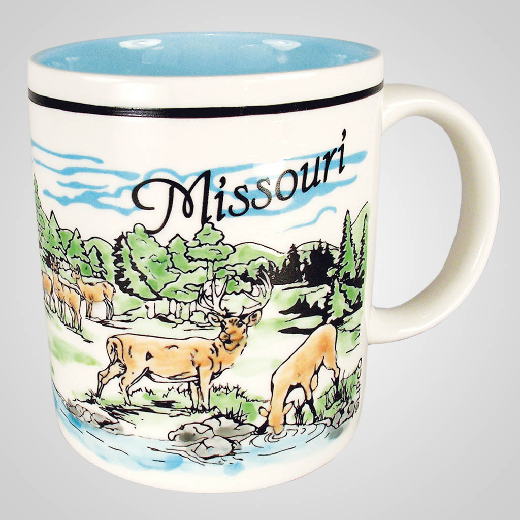 16461PP - Forest Direct-Print Mug, Name-drop