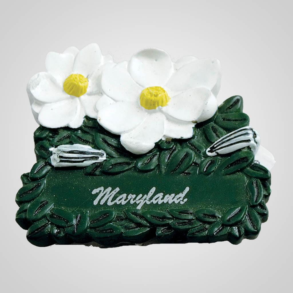 16542 - Magnolias Magnet, Name-Drop