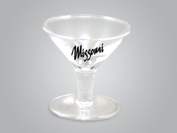 18048PP - Martini Glass - 1 Color Print