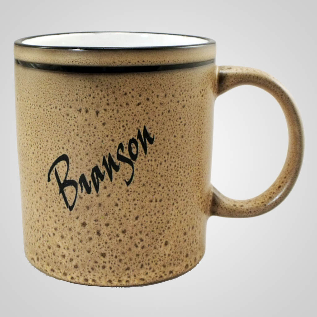 18058PP - Bubble Glaze Mug, 1 Color Print