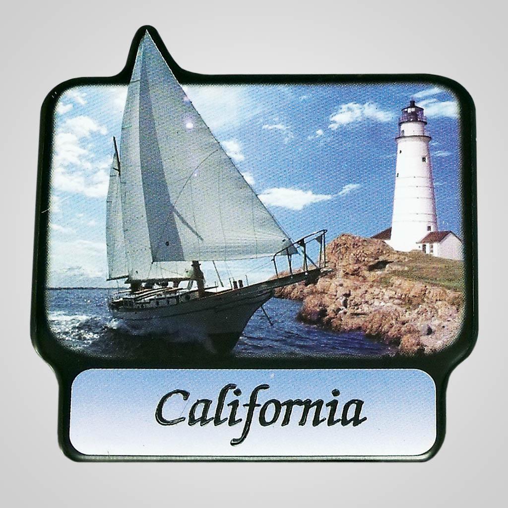 18097 - Nautical Magnet, Name-Drop