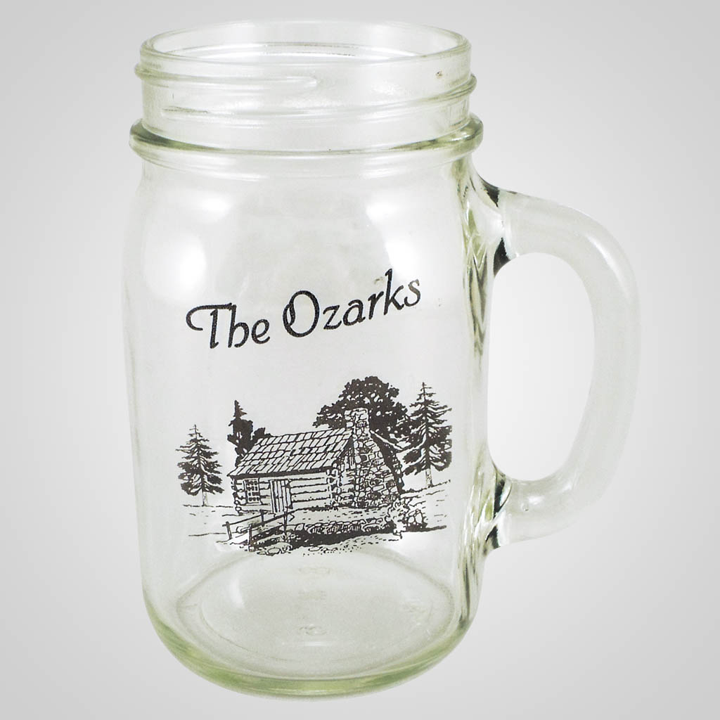 18461PP - Mason Jar Mug - 1 Color Print