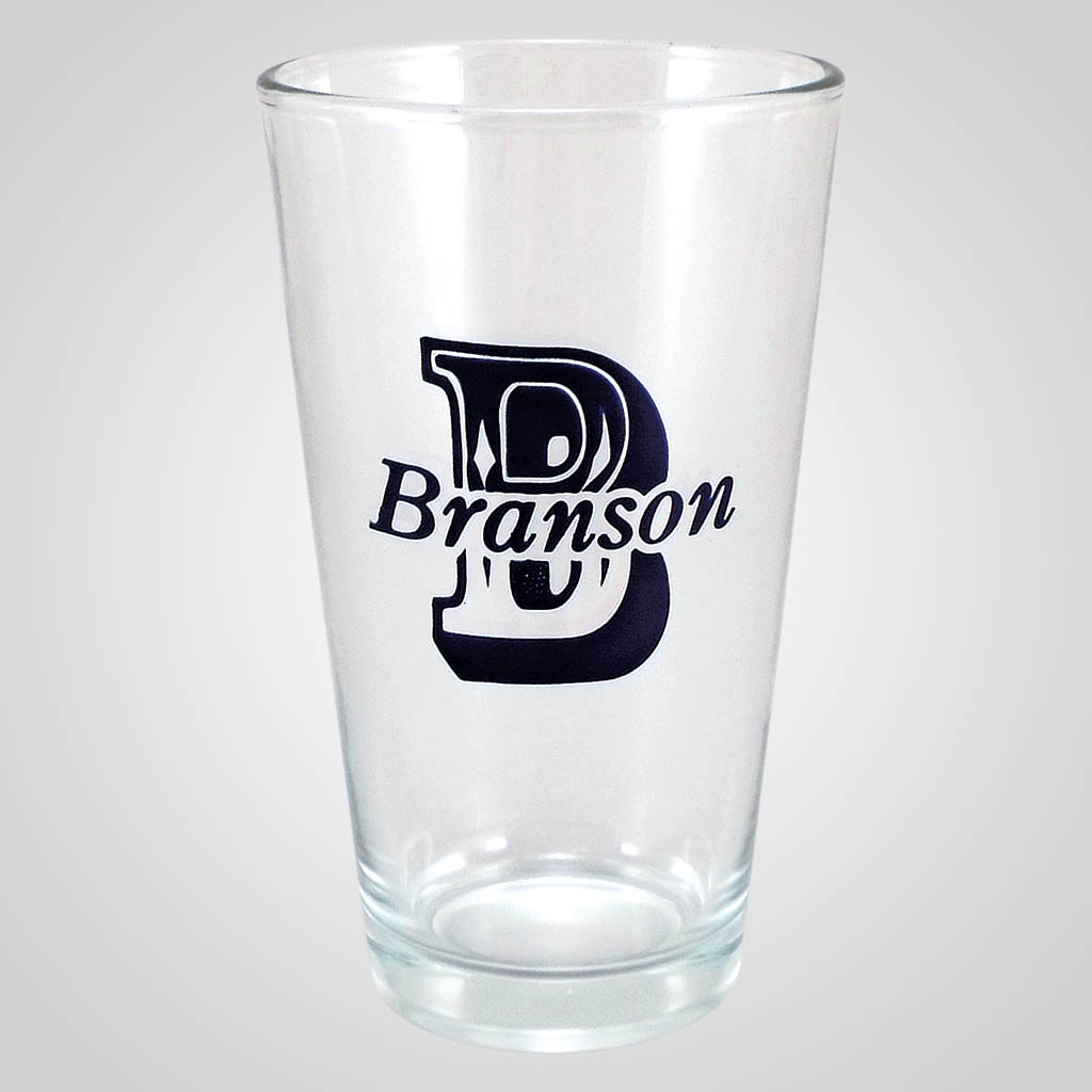 18466PP - Pub Pint Glass - 1 Color Print