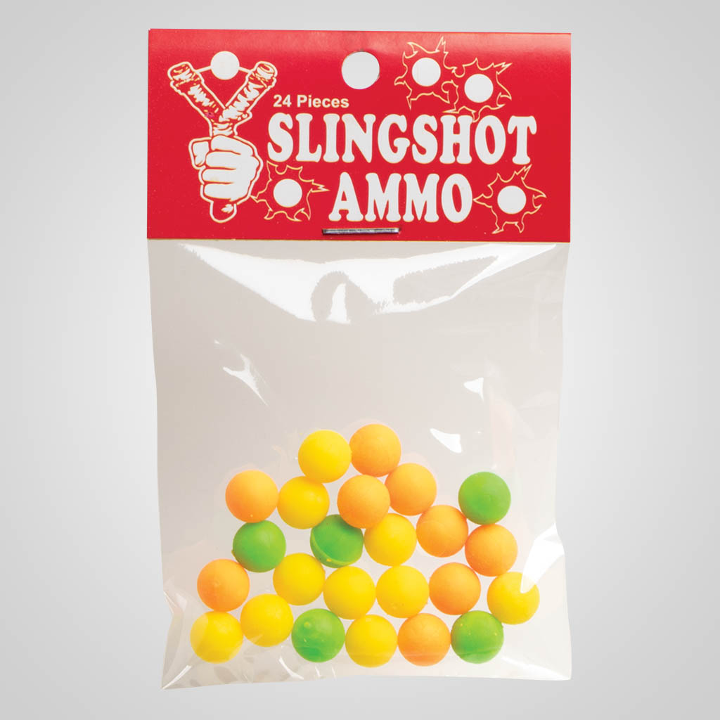 18624 - Soft Foam Ammo for Slingshots