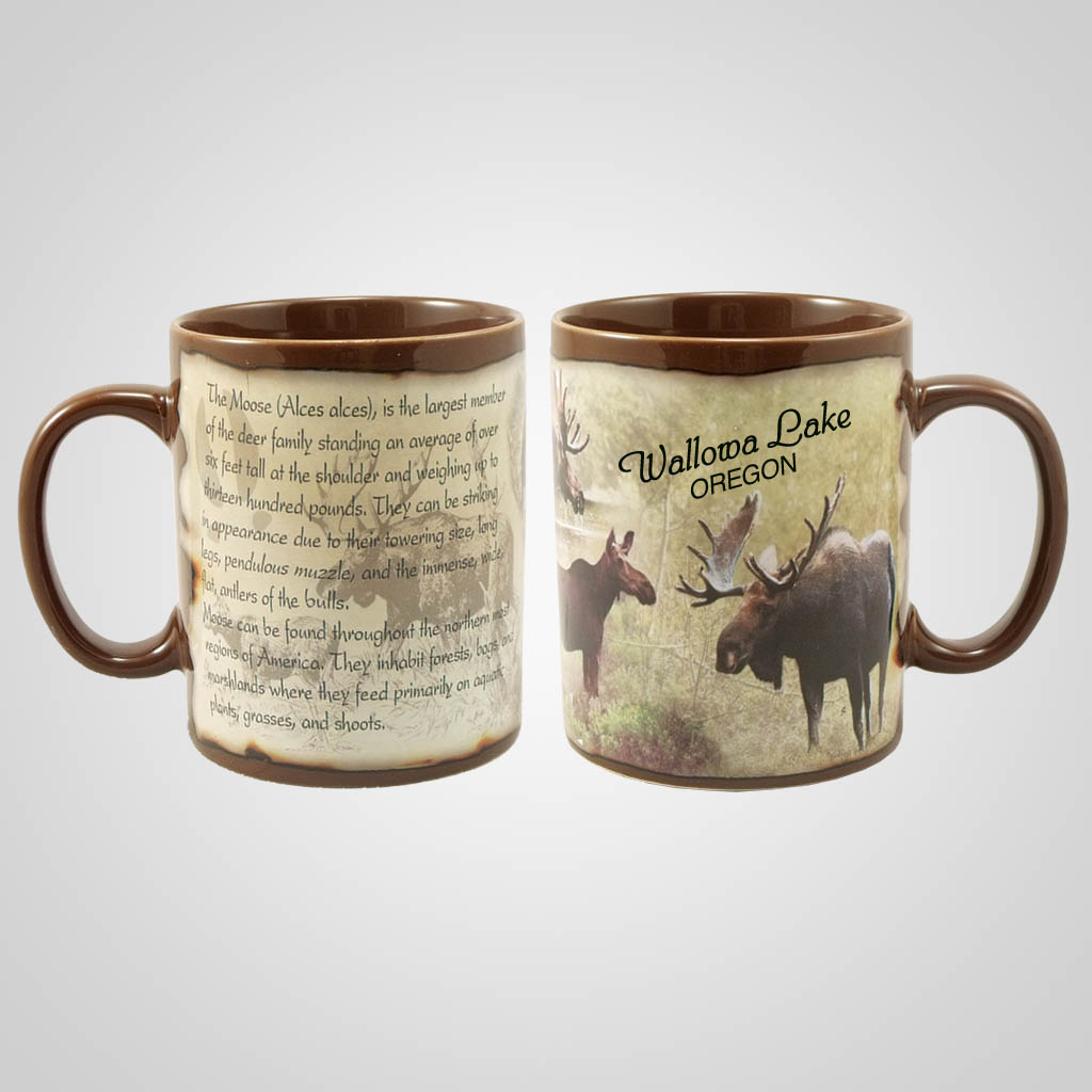 19204PP - Moose Full-Wrap Mug, Name-Drop