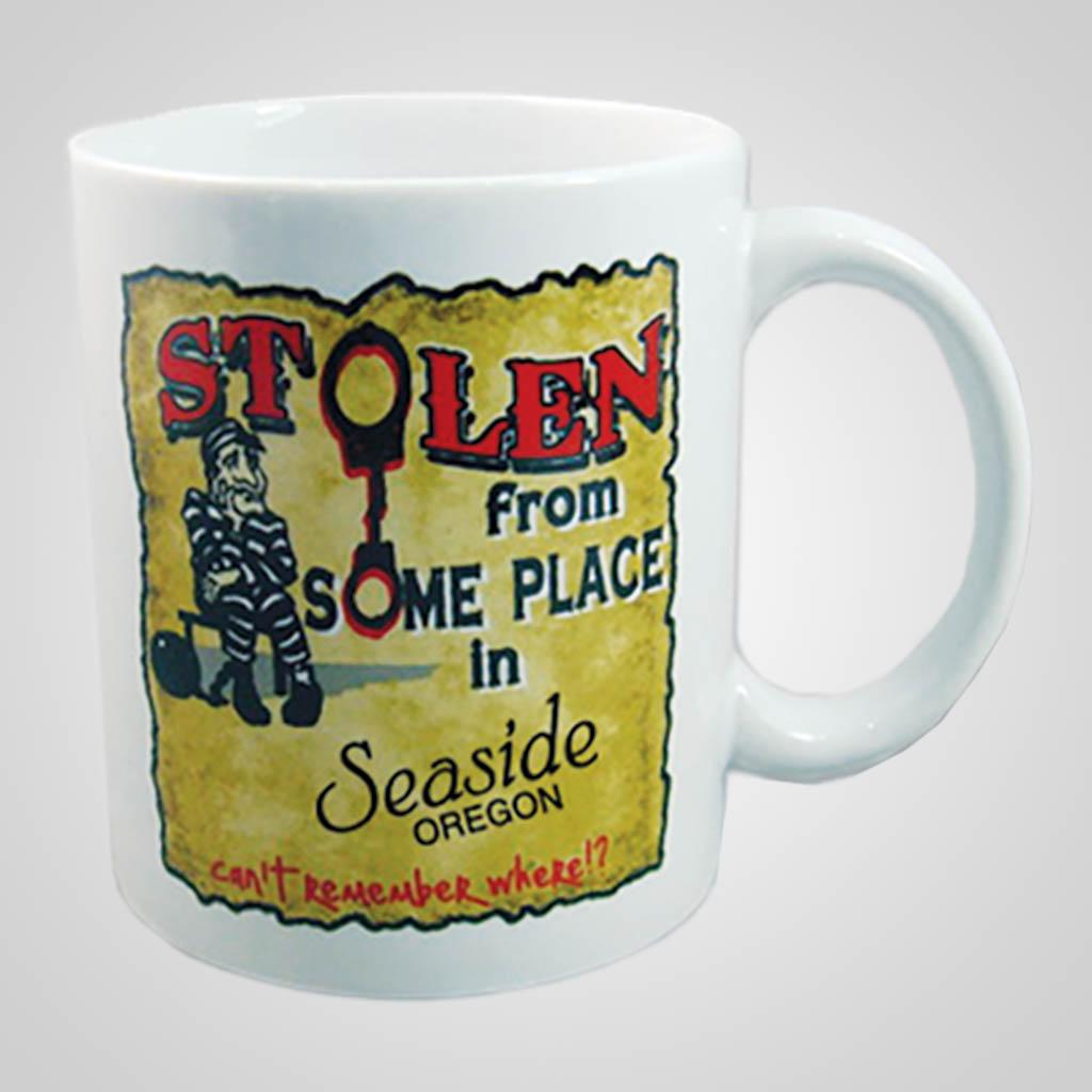 19207PP - Stolen From Mug - Imprinted