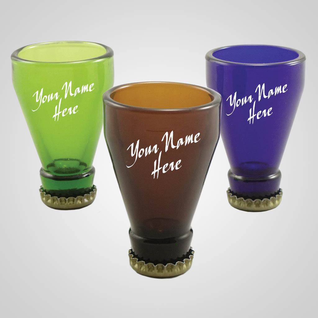 19282PP - Bottle Top Shot Glass