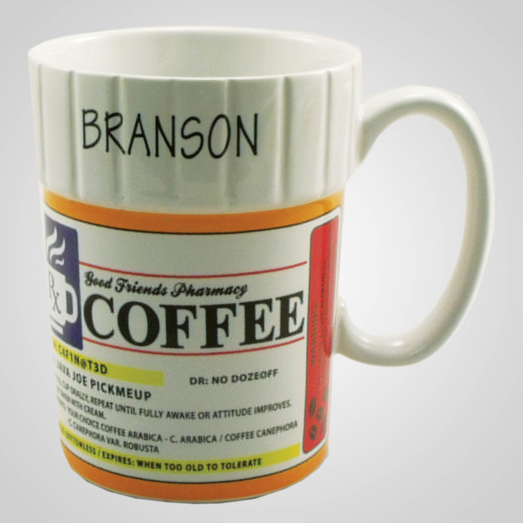 19475PP - Perscription Coffee Mug