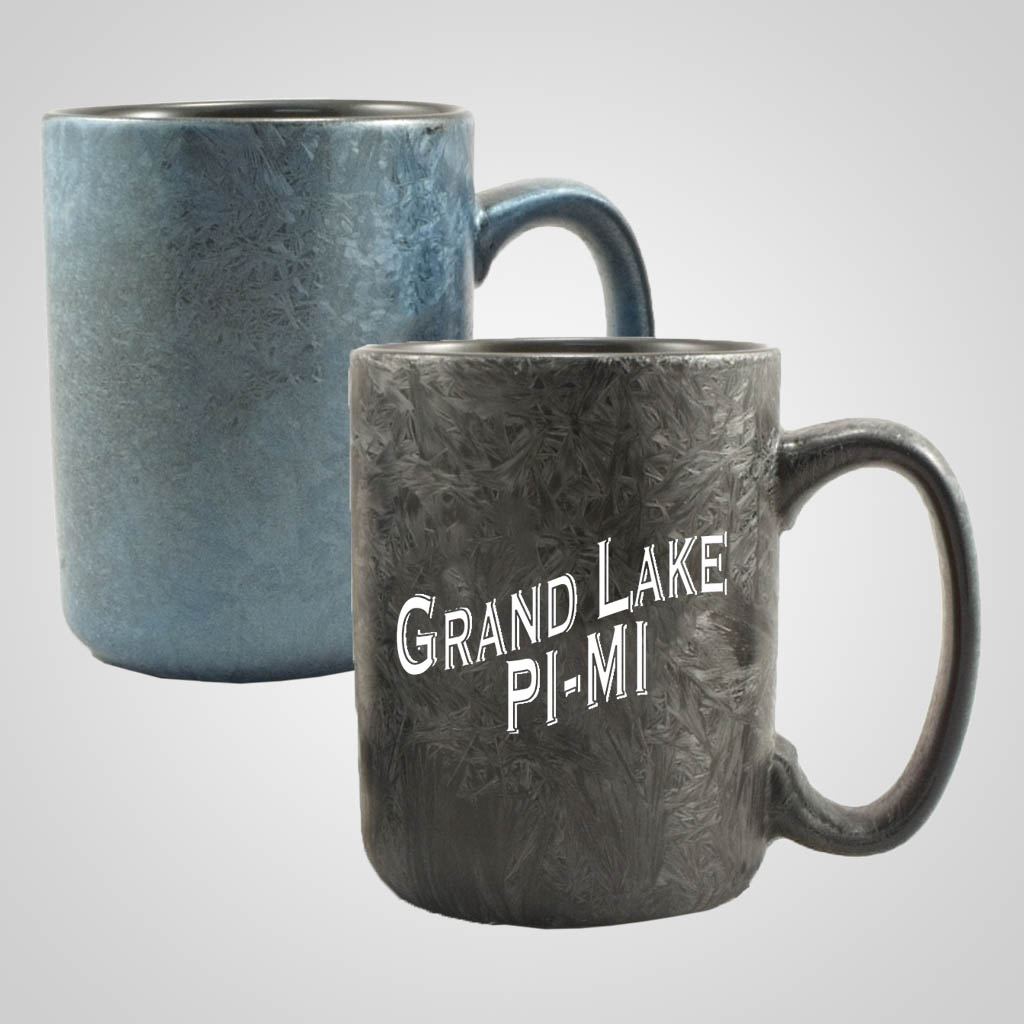 19479PP - Ice Crackle Mug - 1 Color Print