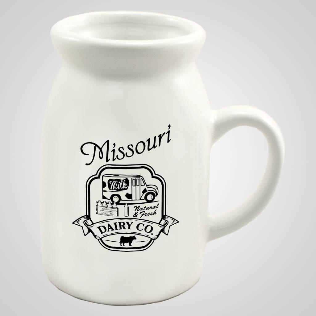 19491PP - Milk Bottle Mug
